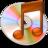 48x48 of iTunes oranje 2