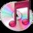 48x48 of iTunes roze 2