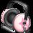 48x48 of Pinkstar Power headphones