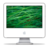 48x48 of iMac G5 Grass PNG