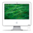 48x48 of iMac iSight Grass PNG