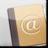 48x48 of AddressBook White
