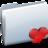 48x48 of Folder Heart
