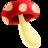 48x48 of Forest mushroom