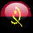48x48 of Angola Flag