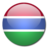 48x48 of Gambia Flag