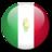 48x48 of Mexico Flag