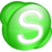 48x48 of Skype green