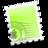 48x48 of Green Spiral