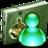 48x48 of MSN Messenger Folder