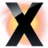 48x48 of X Circle Fire