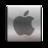 48x48 of Apple Black