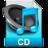 48x48 of iTunes cd