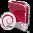48x48 of Debian disc