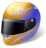 48x48 of Motorsport Helmet