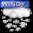 48x48 of Windy Snow