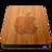 48x48 of Wooden Slick Drives   Apple
