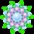 48x48 of Symbol purpel