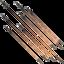 64x64 of 300 arrows
