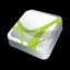 64x64 of Adobe Acrobat 3D