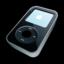 64x64 of iPod Video Black