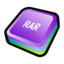 64x64 of WinRAR