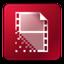 64x64 of Adobe Flash Video Encoder