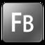 64x64 of Adobe Flex Builder