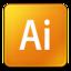 64x64 of Adobe Illustrator CS3
