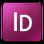 64x64 of Adobe InDesign CS3