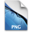 64x64 of PS PNGFileIcon