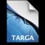 64x64 of PS TargaFileIcon
