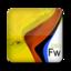 64x64 of Adobe Fireworks CS3