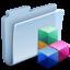 64x64 of Icon Folder Badged