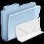 64x64 of Mail Folder Badged