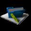 64x64 of Blue Folder Full Edit
