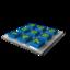 64x64 of Calculator Blue