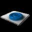 64x64 of Copyright Blue