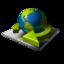 64x64 of Earth Send