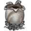 64x64 of Alien egg