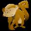 64x64 of monkey