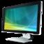 64x64 of Monitor Vista