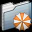 64x64 of Backup Folder graphite