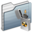 64x64 of Burnable Folder graphite