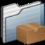 64x64 of Download Folder graphite
