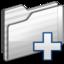 64x64 of New Folder white