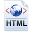 64x64 of Document Code HTML