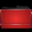 64x64 of Folder red