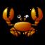64x64 of crab