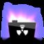 64x64 of Aurora Radioactive